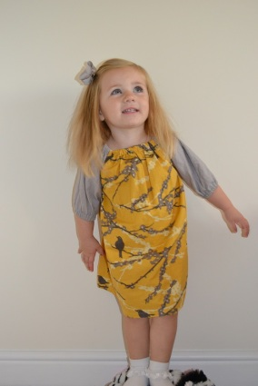 Little Feather Dress